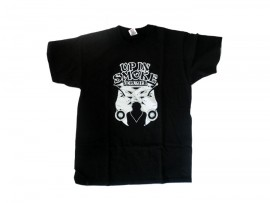 "Up in Smoke Vol. 1 T-Shirt ""Black"""