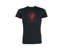 """Woolheads T-Shirt """"Vintage Red"""""""