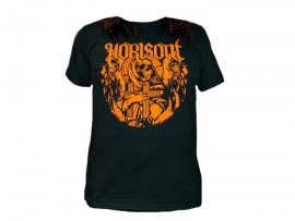 "Horisont T-Shirt ""Writing on the Wall"" Man"