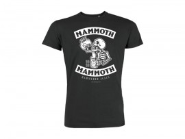 "Mammoth Mammoth T-Shirt ""Drinking Skull"" Man"