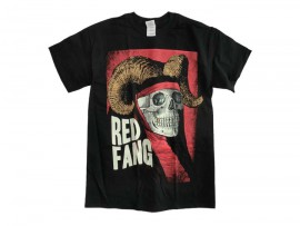 "Red Fang T-Shirt ""Horns"" Man"