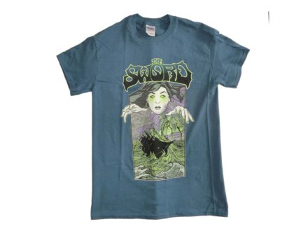 "The Sword T-Shirt ""Stormwitch"" Man"