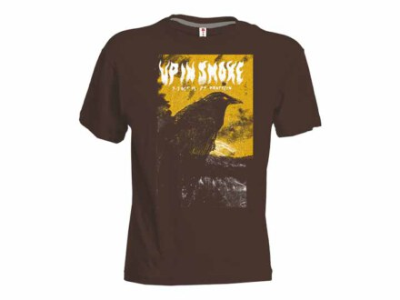 "Up In Smoke 2015 ""Festivalshirt brown"" Man"
