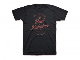 "Bad Religion T-Shirt ""LA is Burning"""