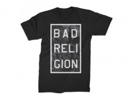 "BAD RELIGION T-Shirt ""Valley of Death"" Man"