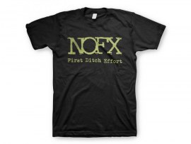 "NOFX T-Shirt ""First Ditch Effort"" Man"