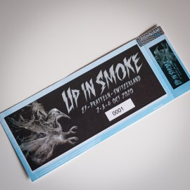 "UP IN SMOKE Festivalticket ""Weekend"" 2020"