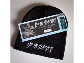 "UP IN SMOKE Festivalticket ""Weekend"" 2020 Beanie Bundle"