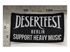 Desertfest Berlin Solipatch