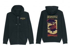 "DESERTFEST BERLIN 2020 ""Solizipper"", Black, UNISEX"